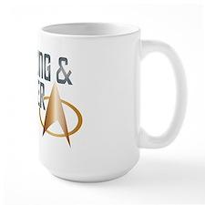 LIVE LONG & PROSPER Ceramic Mugs