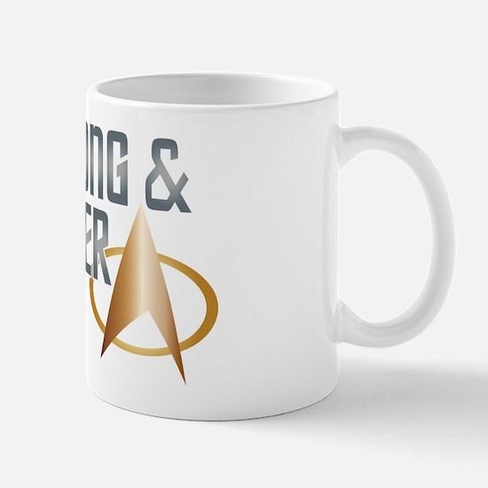 LIVE LONG & PROSPER Mug