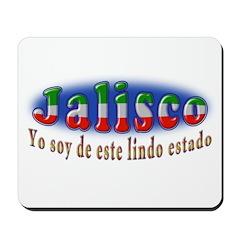 Jalisco Lindo Estado Mousepad