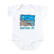 Montauk, NY Infant Bodysuit