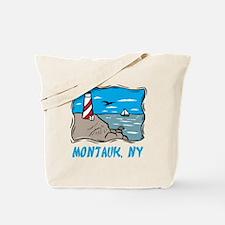 Montauk, NY Tote Bag