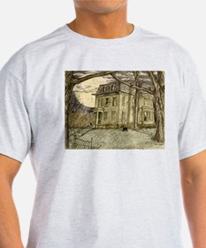 Unique Scary tree T-Shirt