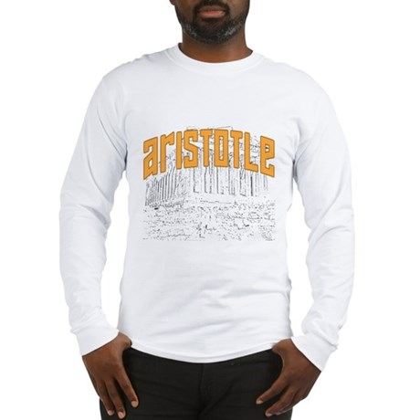 Aristotle Long Sleeve T-Shirt