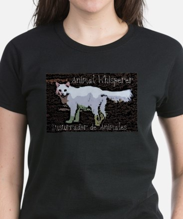Animal Whisperer Women's Dark T-Shirt