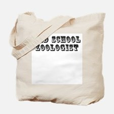 Old School Zoologist Tote Bag