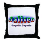 Orgullo Tapatío Throw Pillow