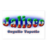 Orgullo Tapatío Postcards (Package of 8)