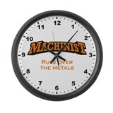 Machinist Giant Clocks