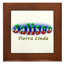Tierra Linda Framed Tile