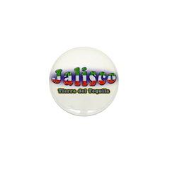 Tierra del Tequila Mini Button (10 pack)