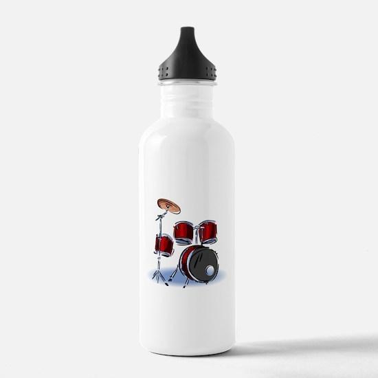 DRUM SET (5) Water Bottle