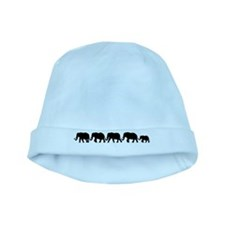 ELEPHANT LINE baby hat