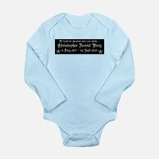 CDP8_T3 Long Sleeve Infant Bodysuit