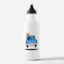 Volunteer Firefighter Water Bottle