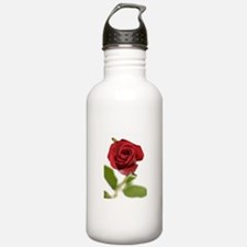 RED ROSE_9 Water Bottle