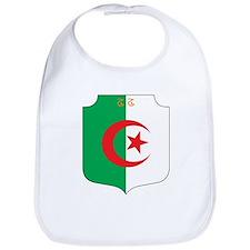 Algeria Coat Of Arms Bib