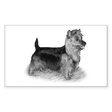 Australian Terrier Decal