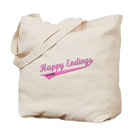 Happy Endings My Speciality Tote Bag