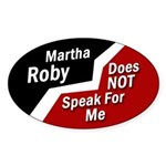 Martha Roby Does Not Speak For Me