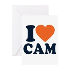 Cam Love Greeting Card