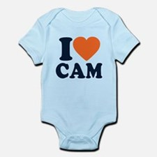 Cam Love Infant Bodysuit