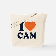 Cam Love Tote Bag