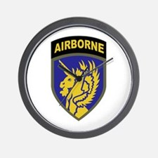 Airborne Wall Clock