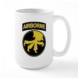 17th airborne Coffee Mugs