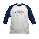 Angel's Wish Kids Baseball Jersey