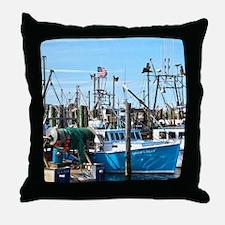 Galilee Fleet #1 Throw Pillow