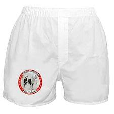 100% American Bulldog Boxer Shorts