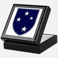 Americal Keepsake Box