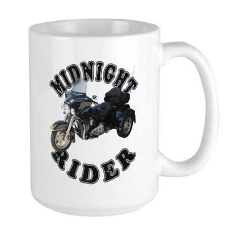 Midnight Rider Large Mug