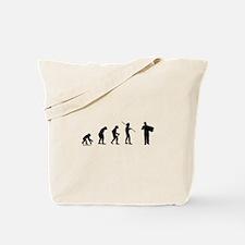 Accordion Evolution Tote Bag