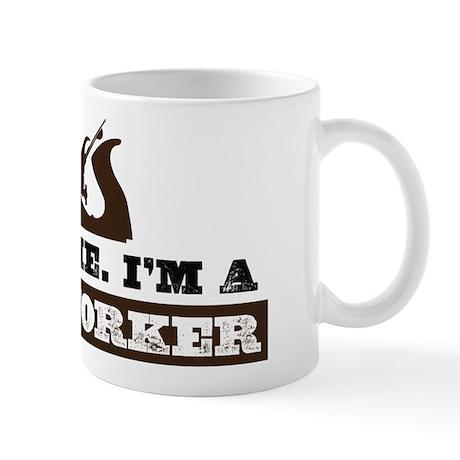 Trust a Woodworker Mug