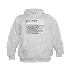 The Definition of Punk Rock Hoodie