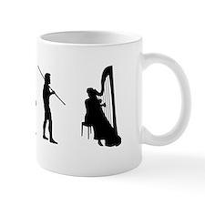 Harp Evolution Mug