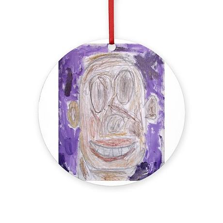 Jude Furr Ornament (Round)