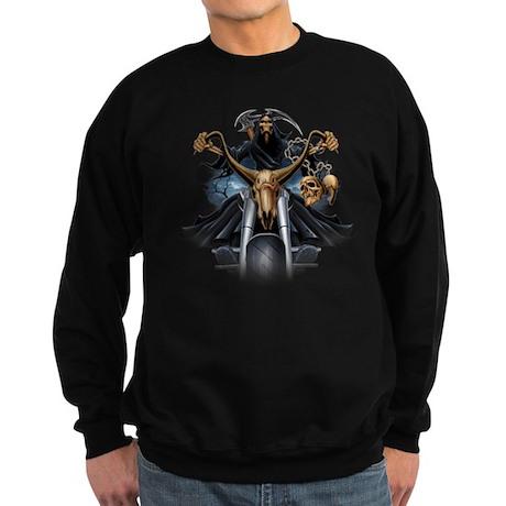 CP1001-Reaper Rider Sweatshirt (dark)