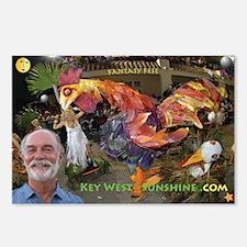 Fantasy Fest Postcards (Package of 8)