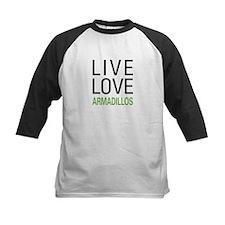 Live Love Armadillos Tee