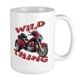 Motorcycles Large Mugs (15 oz)