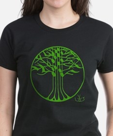 Treesong Women's Dark T-Shirt