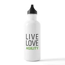 Live Love Agility Water Bottle