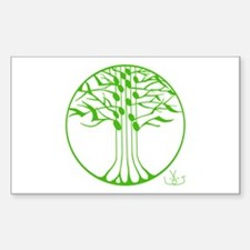 Treesong Sticker (Rectangle)