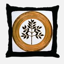 Eternal Growth Throw Pillow