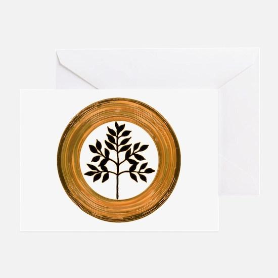 Eternal Growth Greeting Card