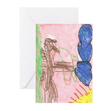 Jeremy Gordon Greeting Cards (Pk of 10)