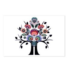 Flourish Postcards (Package of 8)