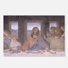 Unique Jesus and disciples Postcards (Package of 8)